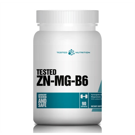 ZMA - Tested Nutrition | 90 capsules-Vitamine-Tested Nutrition-[Kopen]-[Body&Fit]