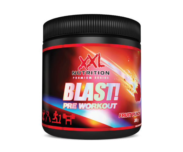 Blast! Pre Workout - XXL Nutrition | 10 gram - sample-Preworkout-XXL Nutrition-[Kopen]-[Body&Fit]