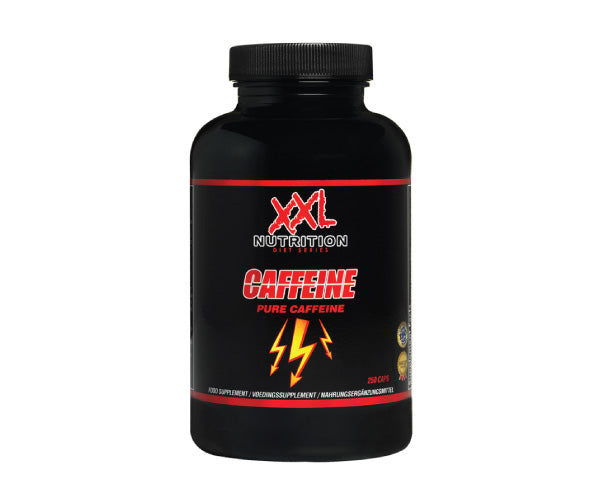Cafeine Booster - XXL Nutrition | 250 capsules-Preworkout-XXL Nutrition-[Kopen]-[Body&Fit]
