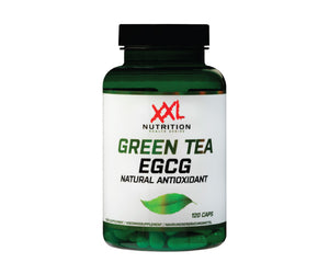Green Tea EGCG - XXL Nutrition | 120 capsules-Vitamine-XXL Nutrition-[Kopen]-[Body&Fit]