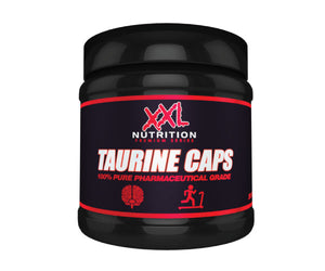Taurine Caps - XXL Nutrition | 200 caps-Energydrink-XXL Nutrition-[Kopen]-[Body&Fit]