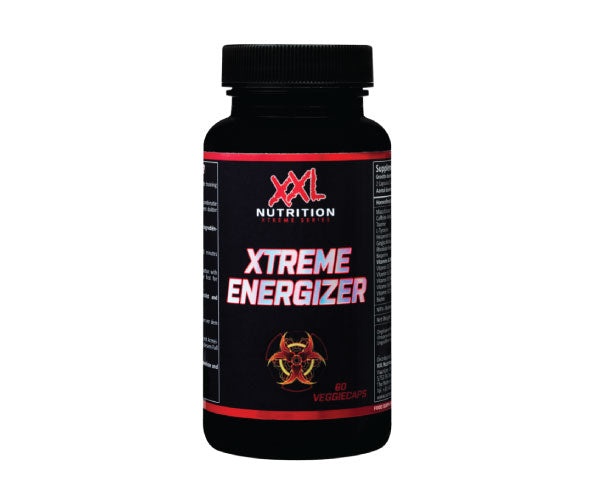 Xtreme Energizer - XXL Nutrition | 60 capsules-Energydrink-XXL Nutrition-[Kopen]-[Body&Fit]