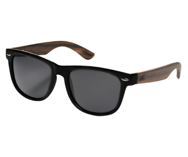 XXL Bamboo Sunglasses - XXL Nutrition | smoke lens-Accessoires-XXL Nutrition-[Kopen]-[Body&Fit]