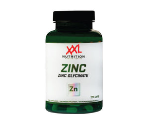 Zink - XXL Nutrition | 120 capsules-T-booster-XXL Nutrition-[Kopen]-[Body&Fit]