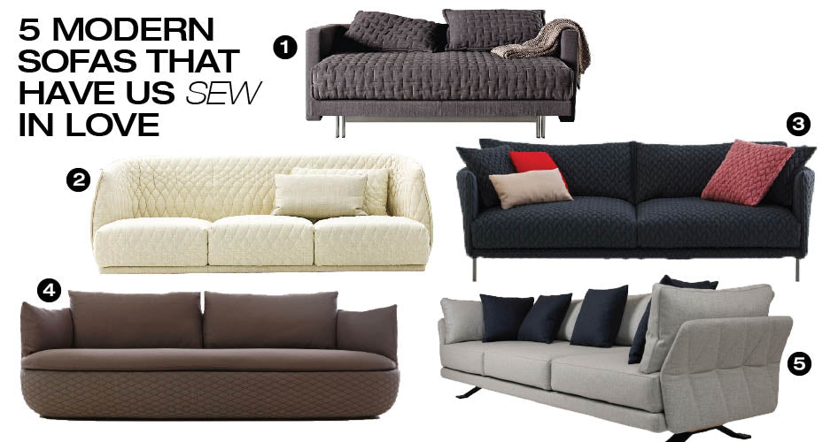 Now Trending Quilted Sofas Urbanspace Interiors