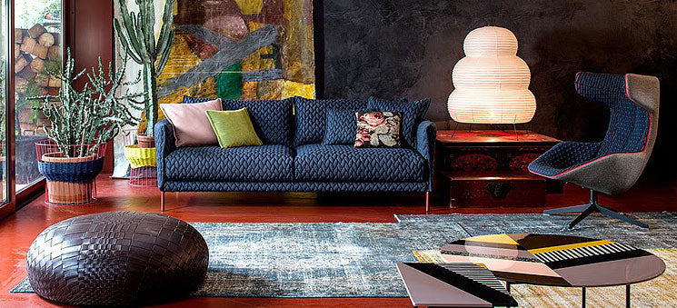 Gentry Sofa by Moroso