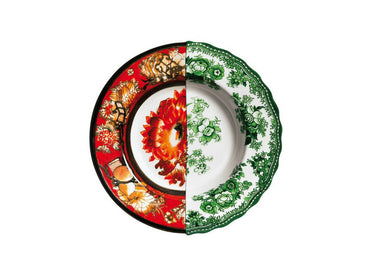 Hybrid Soup Bowls by Seletti (Set of 2) - Urbanspace Interiors