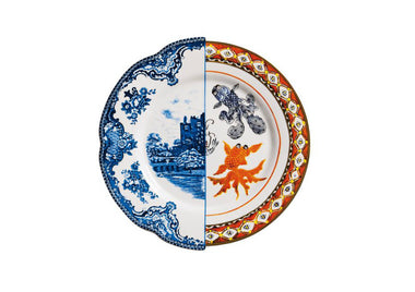 Hybrid Dinner Plates by Seletti (Set of 2) - Urbanspace Interiors