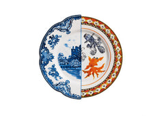 Hybrid Dinner Plates by Seletti (Set of 2)