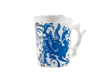 Hybrid Mugs by Seletti (Set of 2) - Urbanspace Interiors