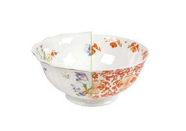 Hybrid Salad Bowls by Seletti (Set of 2) - Urbanspace Interiors