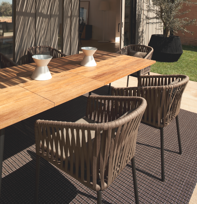 ... Bitta Dining Tables By Kettal   Urbanspace Interiors ...
