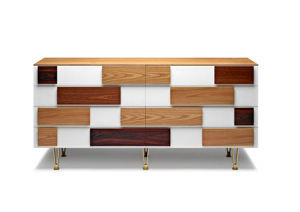 Gio Ponti D.655.1 Sideboard by Molteni & C