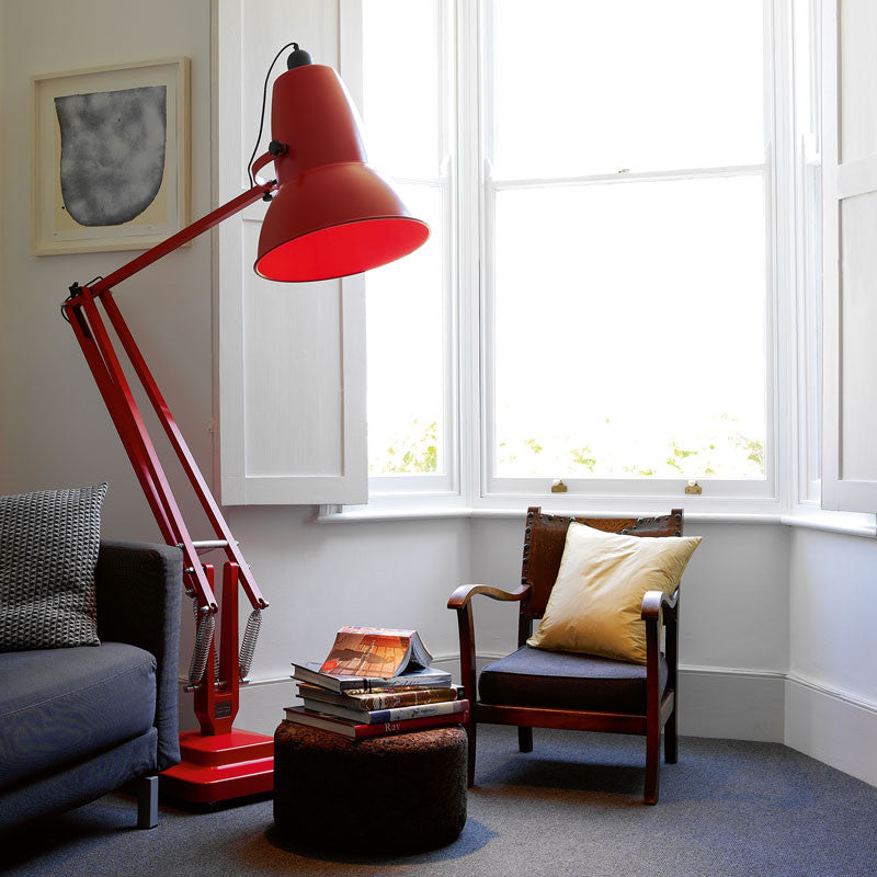Giant 1227 floor lamp by anglepoise urbanspace interiors aloadofball Image collections