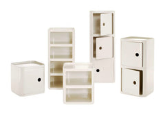Componibili Square Storage Unit by Kartell