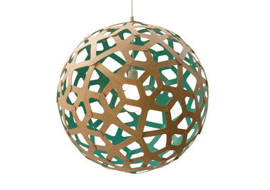 Coral Bamboo Suspension Light by David Trubridge - Urbanspace Interiors