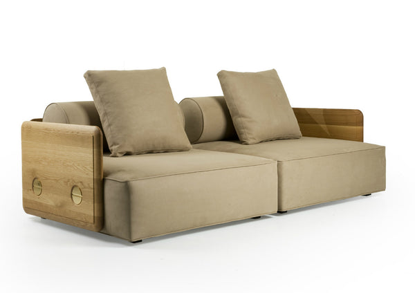 Medium Deco Sofa by Autoban