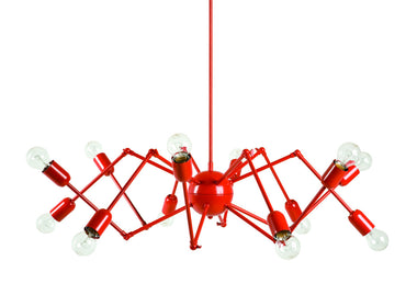 Double Octopus Suspension Lamp by Autoban for De La Espada - Urbanspace Interiors