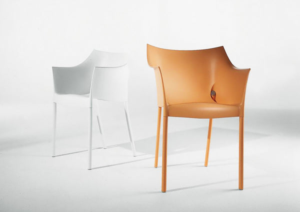 Dr. NO Chair (Set of 2) by Kartell