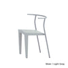 Dr. Glob Chair (Set of 2) by Kartell