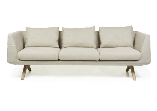 Hepburn Fixed Sofa by Matthew Hilton