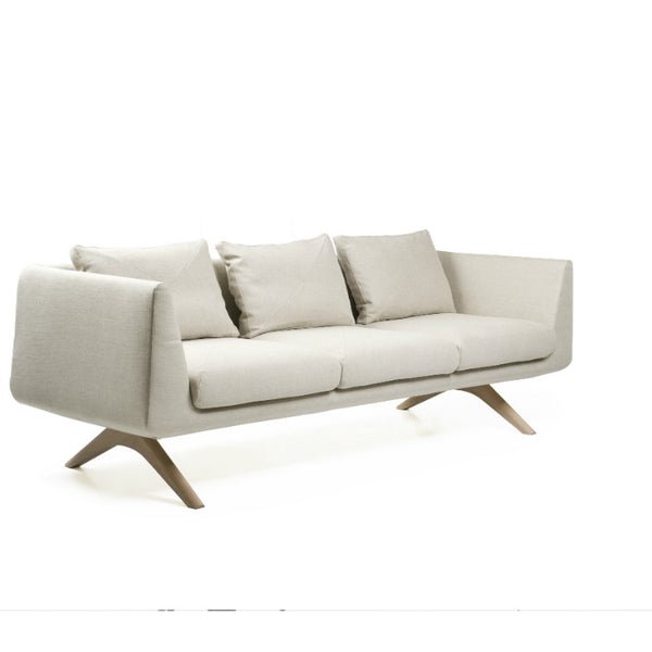Phenomenal Hepburn Fixed Sofa By Matthew Hilton For De La Espada Caraccident5 Cool Chair Designs And Ideas Caraccident5Info