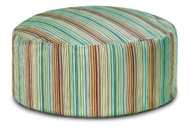 Jenkins Beanbag Pouf by Missoni Home - Urbanspace Interiors