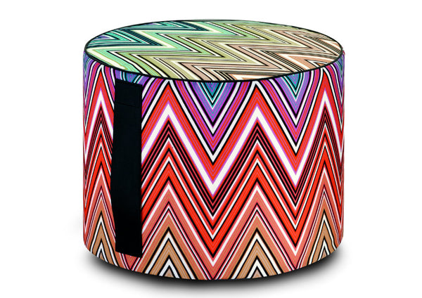 kew outdoor pouf by missoni home - Outdoor Pouf