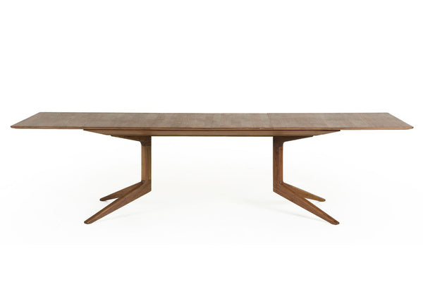 Light Extending Dining Table by Matthew Hilton