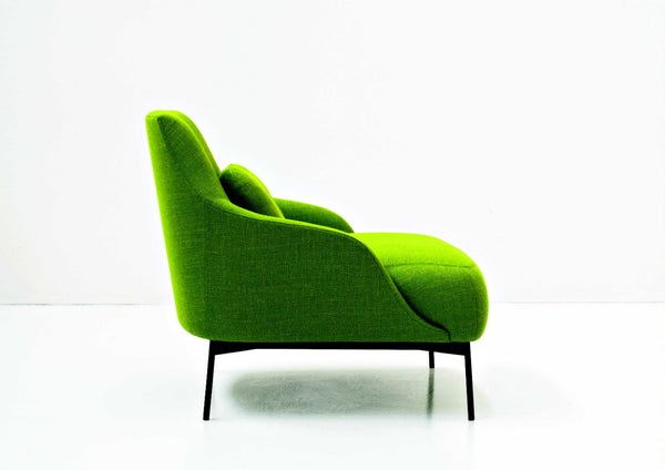 Lima Lounge Chair by Tacchini