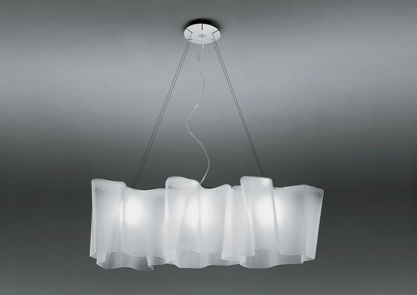 Logico Mini Triple Linear Suspension Lamp by Artemide