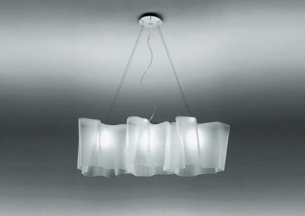 Logico Triple Linear Suspension Lamp by Artemide