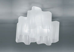 Logico Triple Nested Ceiling Lamp by Artemide