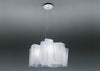 Logico Triple Nested Suspension Lamp by Artemide