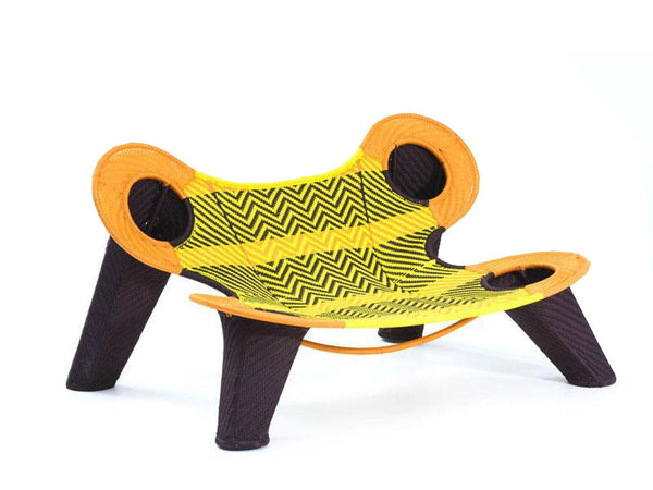 M'Afrique Madame Dakar Chair by Moroso