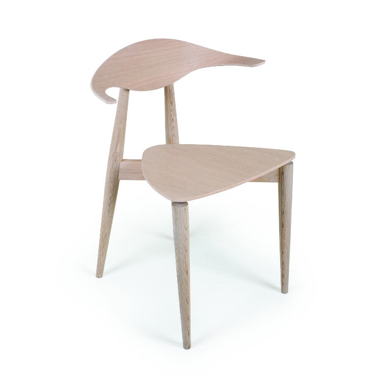 ... Manta Dining Chair by Matthew Hilton for De La Espada - Urbanspace Interiors ...  sc 1 st  Urbanspace Interiors & Manta Dining Chair | Matthew Hilton | Urbanspace Interiors