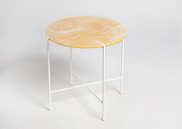 Neon Side Table by Haymann Editions