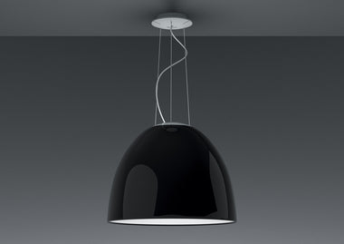 Nur Gloss Suspension Lamp by Artemide - Urbanspace Interiors