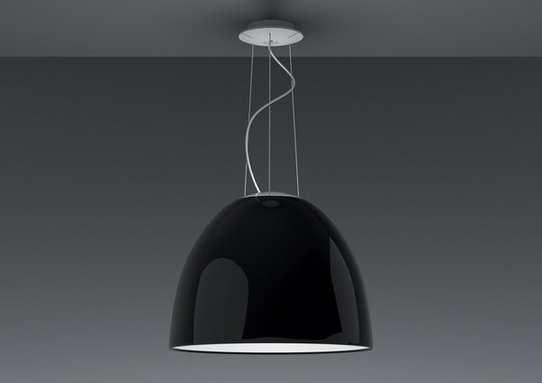 Nur Gloss Suspension Lamp by Artemide