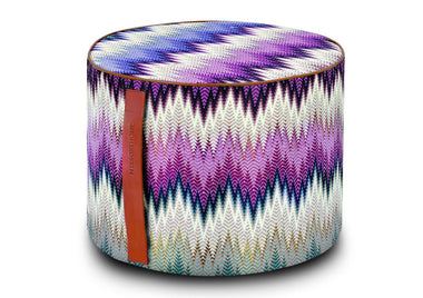 Phrae Pouf by Missoni Home - Urbanspace Interiors