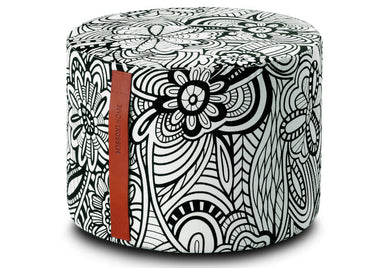 Cartagena Pouf by Missoni Home - Urbanspace Interiors