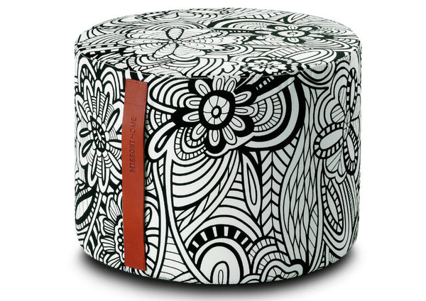 Cartagena Pouf by Missoni