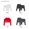 Plus Air Lounge Chair by Pedrali