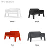 Plus Air Bench by Pedrali