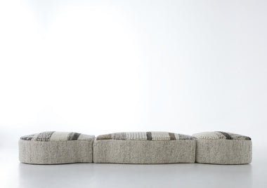Mangas Pouf by GAN - Urbanspace Interiors