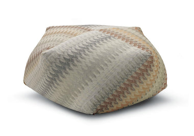 Remich Diamond Pouf by Missoni Home - Urbanspace Interiors