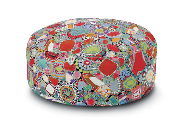 Rouen Beanbag Pouf by Missoni Home