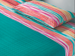 Gretel Bedspread by Missoni