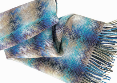 Montgomery Throw by Missoni Home - Urbanspace Interiors