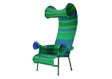 M'Afrique Shadowy Chair by Moroso - Urbanspace Interiors